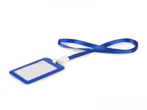 Plastični uložak za ID karticu sa trakicom